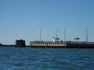 Kiptopeke pier